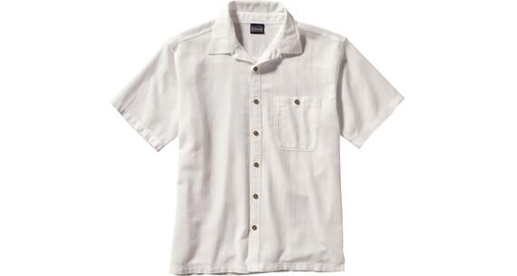 Patagonia M's A/C Short Sleeve Shirt White (725)